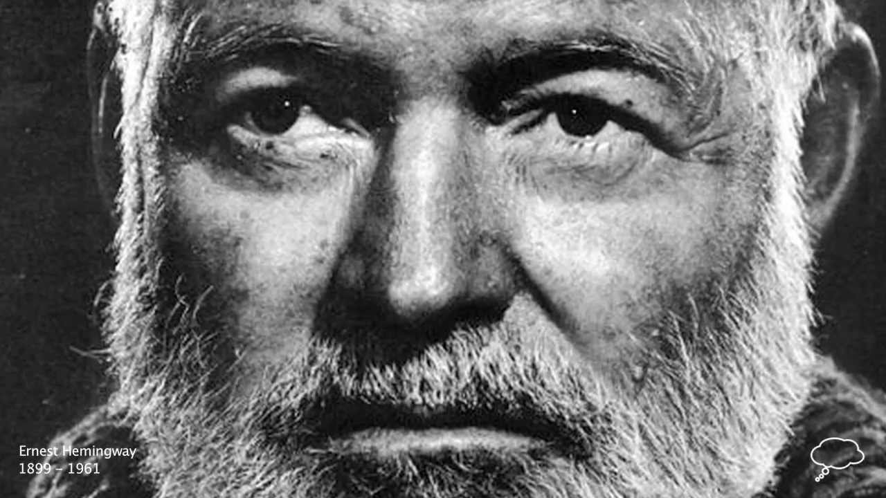 a biography of ernest hemingway and his techniques in using symbolism on his works This biography of ernest hemingway provides detailed information about his childhood, life, achievements, works & timeline his father, clarence edmonds hemingway, was a physician, and his mother, grace hall-hemingway, was a musician both his parents were greatly respected in their.